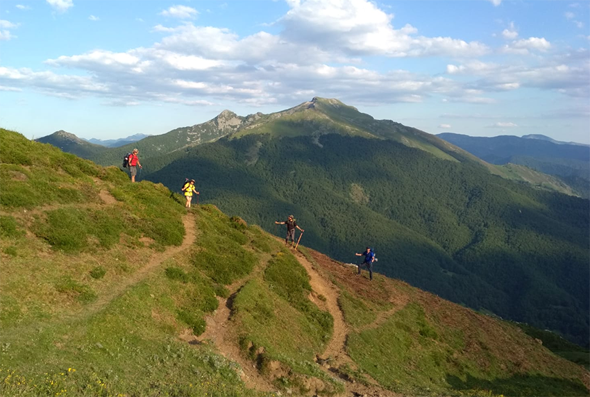 mountain guides asturias