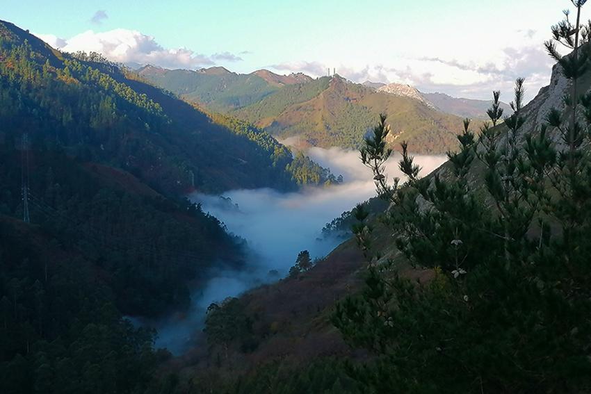 montaña Ribadesella